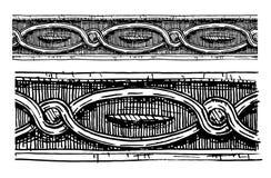 Barok architecturaal detail Royalty-vrije Stock Fotografie