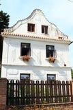 Barok dorpshuis stock fotografie