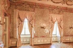 Barok kasteel Valtice, lednice-Valtice Culturele Landschapsunesco, nationaal cultureel oriëntatiepunt, Zuid- Tsjechisch Moravië, stock foto's