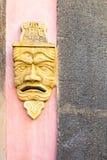 Barok maski Fotografia Stock