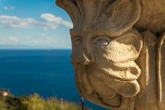 Barok maski Obraz Royalty Free