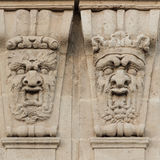 Barok maski Zdjęcia Stock