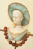 barok odziewa Zdjęcia Royalty Free