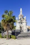 Barok standbeeld Royalty-vrije Stock Foto's