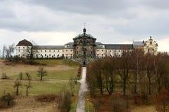 barok szpitala kuks Zdjęcia Stock