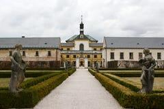 barok szpitala kuks Obraz Royalty Free