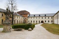 barok szpitala kuks Obraz Stock