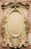 Barokke bas-hulpraad royalty-vrije stock afbeeldingen