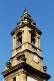 Barokke klokketoren, van Palermo Royalty-vrije Stock Fotografie