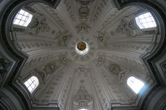 Barokke kunst - Rome Royalty-vrije Stock Foto