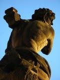 Barokke staue stock foto's