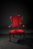 Barokke stoel stock foto's
