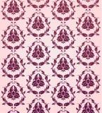 Barokke textuur vector illustratie