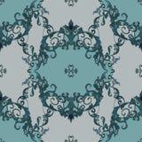 Barokke vector Royalty-vrije Stock Afbeeldingen