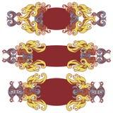 Barokko Royalty Free Stock Images