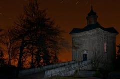 Barokowa Kaplica obraz stock