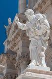 Barokowa sztuka Fotografia Stock