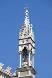 Barokowe dekoracje na St Zaznaczają katedrę w Wenecja Obraz Royalty Free