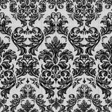 Barokowy bezszwowy rocznik koronki tło Fotografia Royalty Free