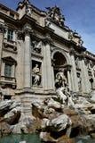 barokowy fontanny trevi arcydzieła Włochy Rzymu Obraz Royalty Free
