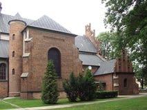 barokowy kościół Zdjęcia Royalty Free