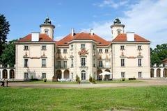 barokowy pałac Zdjęcie Stock