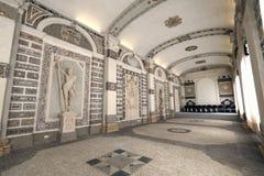 Barokowy wnętrze willa Contarini Obraz Royalty Free