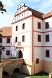 Baroku dom pałac Lnare Zdjęcie Royalty Free