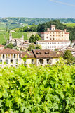 Barolo, Italy Royalty Free Stock Photos