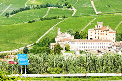 Barolo, Italy Stock Photography