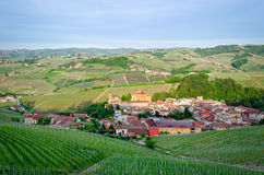 Barolo, Langhe, Italy Royalty Free Stock Photos