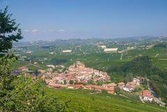 Barolo in Piedmont stock photos