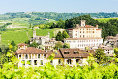 Barolo, Piedmont, Italy Royalty Free Stock Photo