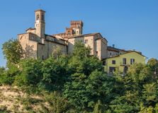 Barolo,Piedmont,Italy Royalty Free Stock Photo