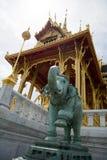 Barom Mangalanusarani Pavillian in the area of Ananta Samakhom. Throne Hall Royalty Free Stock Photos