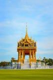 Barom Mangalanusarani Pavillian in the area of Ananta Samakhom Throne Hall in Royal Dusit Palace in Bangkok. Thailand Stock Image