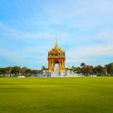 Barom Mangalanusarani Pavillian in the area of Ananta Samakhom Throne Hall in Royal Dusit Palace in Bangkok. Thailand Royalty Free Stock Image
