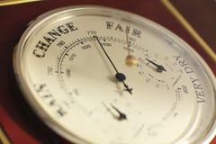 barometer Royaltyfria Foton