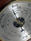 Barometer. Here Comes the Rain royalty free stock photography