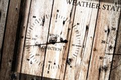 Barometer Stock Image