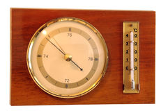 Barometer Stock Photo