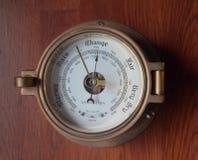 Barometer Lizenzfreies Stockfoto