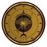 Barometer Royalty-vrije Stock Foto's