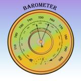 barometr Obrazy Stock