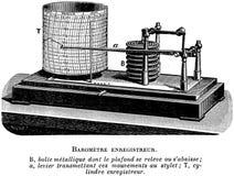 barometre-3-OA Stock Photo
