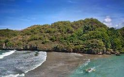 Baron Beach Image libre de droits