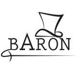 Baron  logo Royalty Free Stock Images