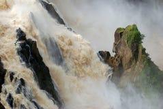 Baron River Falls, Kuranda,Queensland, Australia. Beautiful Baron River Falls, Queensland, Australia royalty free stock images