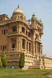 Baron's Palace - Backyard royalty free stock photo
