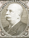 Baron van Rio Branco-portret Royalty-vrije Stock Fotografie